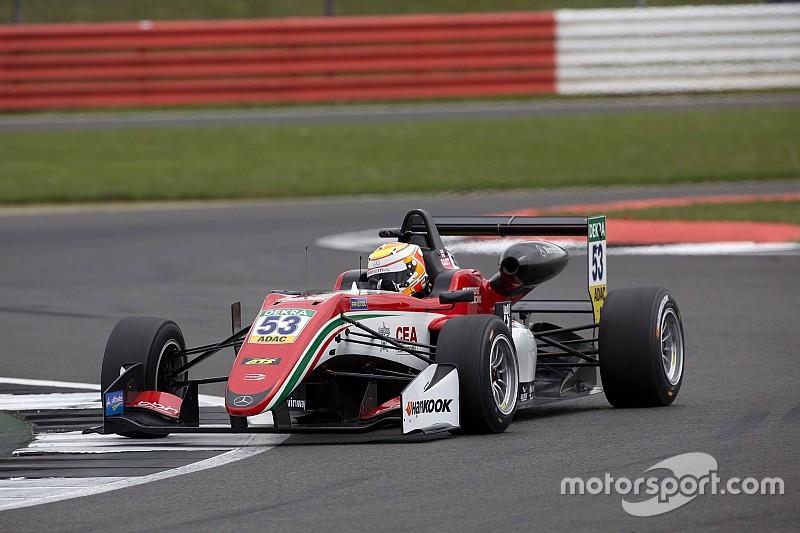 Ilott domina corrida 3 e vence em Silverstone; Piquet é 11º