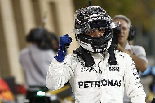 """Bottas: """"Pole bella, ma è domani che dobbiamo fare risultato"""""""
