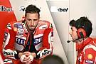 MotoGP Dovizioso opina que Ducati debe pensar en el futuro