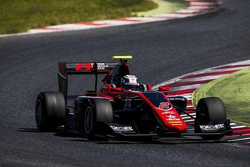 GP3 Barcelona: Fukuzumi opent sterk, Schothorst op P9