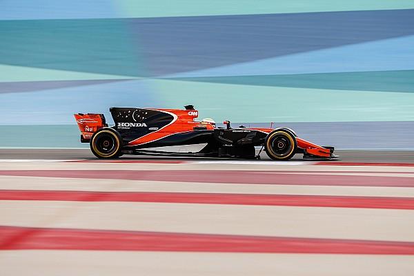 فورمولا 1 باتون: مشاركتي في تجارب البحرين كانت لتكون