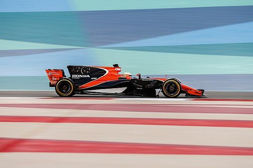 """Button: Testing 2017 car in Bahrain would've been """"useless"""""""