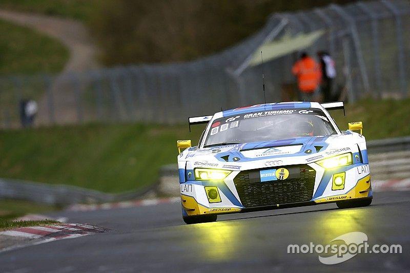 24h-Qualifikationsrennen: Audi führt, Glickenhaus kämpft um Spitzenplatz