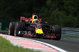 【F1】ハンガリーFP2:リカルド連続首位。トップ6は0.5秒以内の僅差
