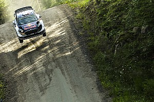 WRC Actualités Ogier et Ingrassia abandonnent le Rallye de Finlande