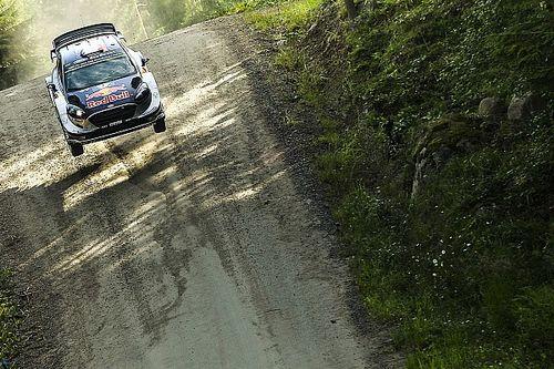 Ogier et Ingrassia abandonnent le Rallye de Finlande