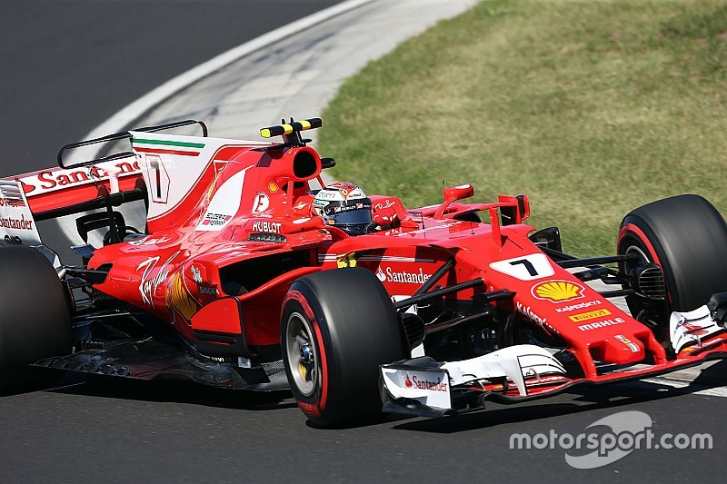 "Raikkonen admits he ""threw away"" chance of pole"