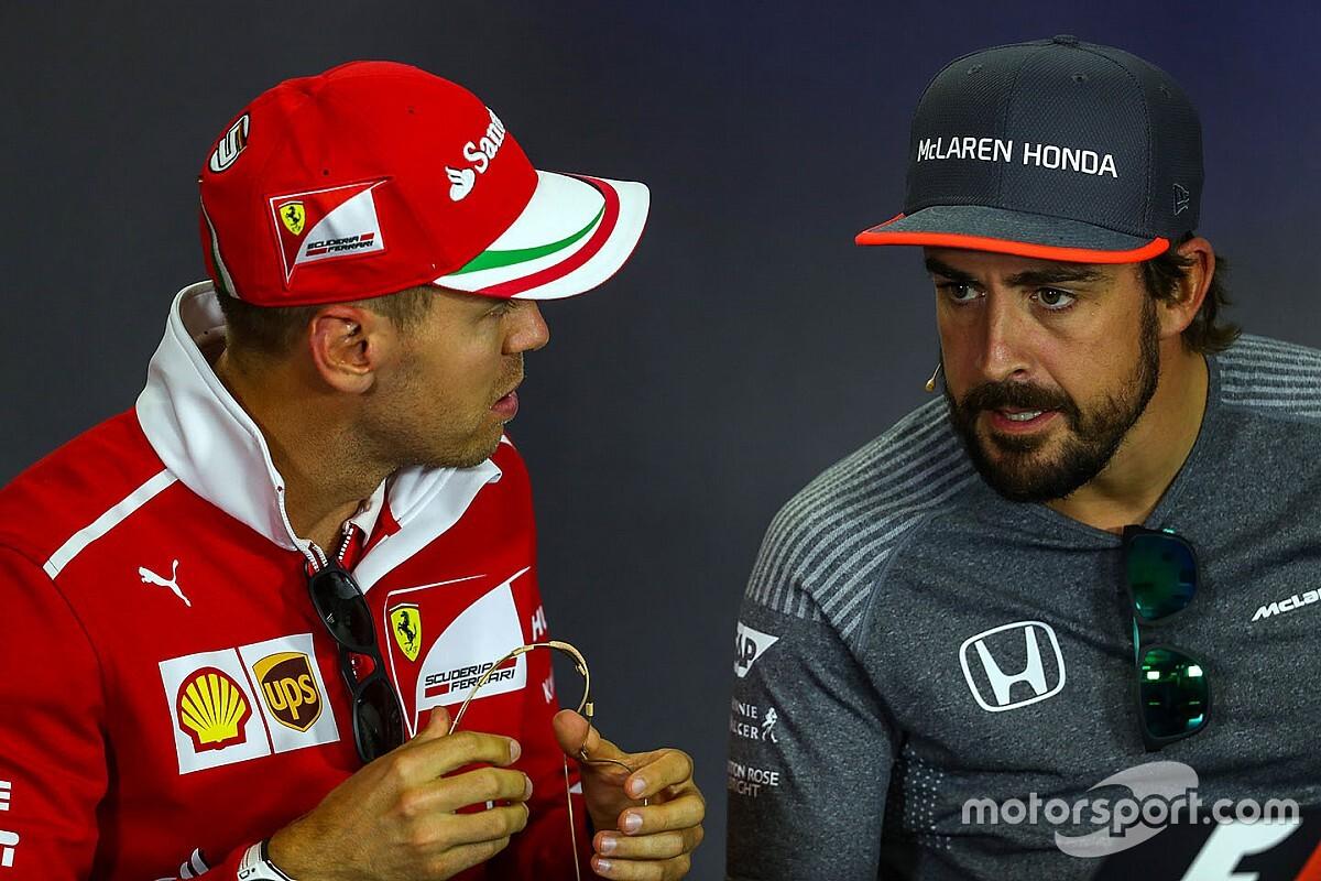 Alonso és Vettel sem hibáztatható, mert soha nem kaptak domináns autót a Ferraritól?