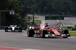 F1 2017'nin yeni tanıtım klibi yayınlandı