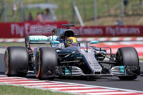 """Formel 1: Mercedes steht hinter Ferrari und vor """"unmöglicher Aufgabe"""""""