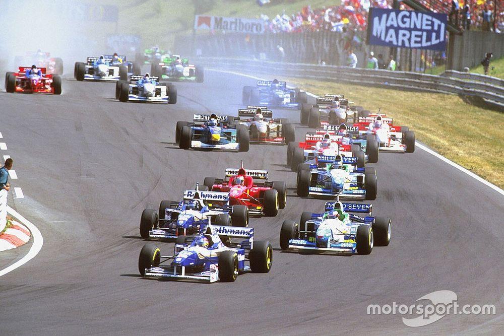 F1 tarihinde bugün: Williams, sekizinci şampiyonluğunu alıyor