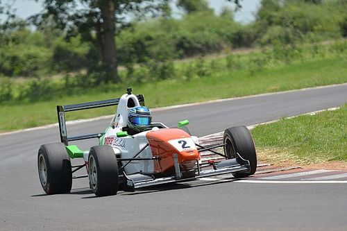 Stage set for pulsating MRF F1600 race action