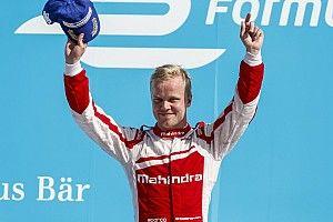 Rosenqvist opnieuw in actie tijdens IndyCar-test