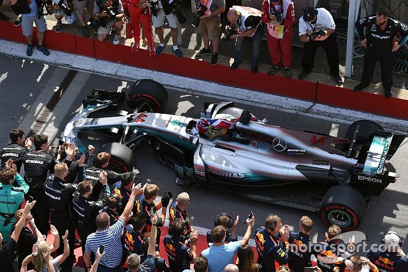 Formel 1 2017 in Montreal: Das Beste aus den sozialen Medien