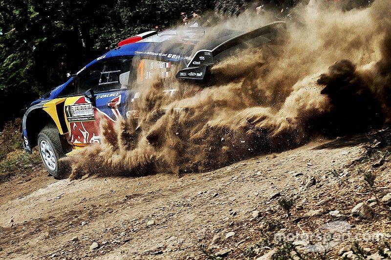 WRC-Fahrer Sebastien Ogier mit Unfall bei Test in Finnland