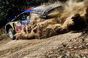 【WRC】王者オジェ、テスト中に大クラッシュ喫しマシン大破