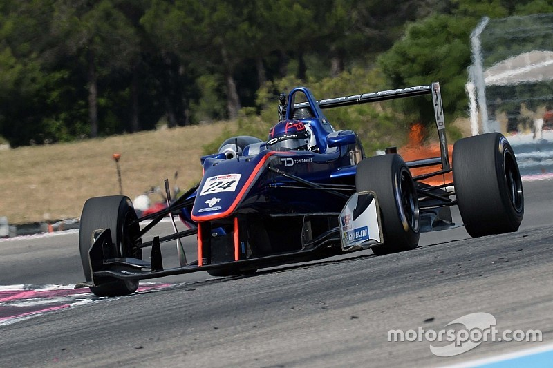 Paul Ricard EF Open: Vaidyanathan scores third podium of 2017