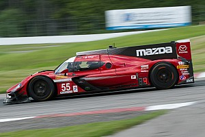 IMSA 速報ニュース 【IMSA】マツダ、名門ヨーストと提携。来シーズンへ向けテスト開始