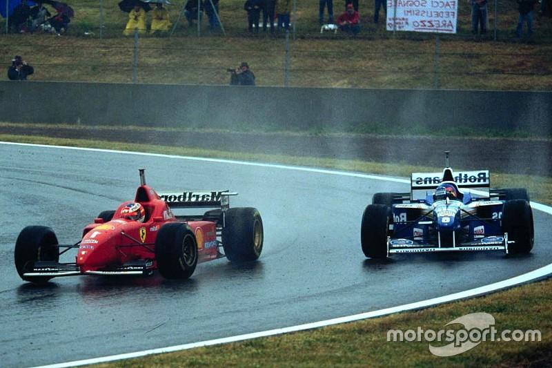 C'était un 2 juin : Tour de trop pour Mansell, récital de Schumacher