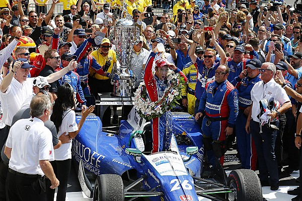 IndyCar Komitmen 100% antarkan Sato menangi Indy 500