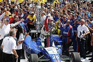 Komitmen 100% antarkan Sato menangi Indy 500