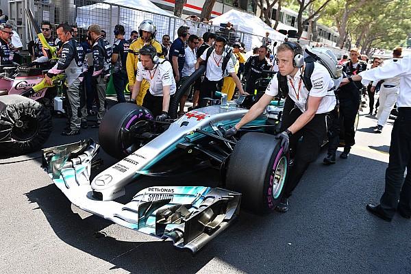 "F1 分析:梅赛德斯陷入""意大利迷局"""