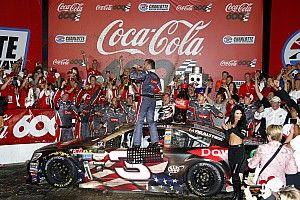 Dillon trionfa a Charlotte e vince per la prima volta in NASCAR