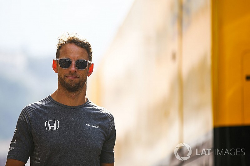Button: The highs and lows of my F1 career