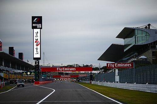 Datos y cifras del GP de Japón en Suzuka