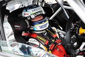 Team Dynamics coy on Shedden BTCC return talk