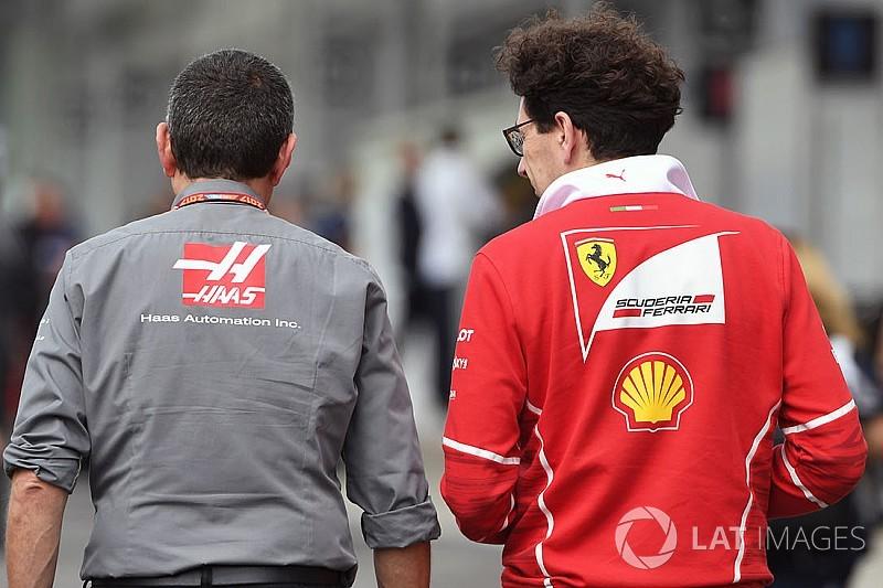 Force India y McLaren piden que se investigue la relación Haas/Ferrari