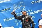 Kamion Eb Kiss Norbi vasárnap is nyert a Slovakia Ringen, már második a bajnokságban!