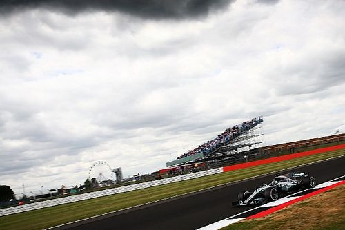 Live: Follow qualifying for the British GP