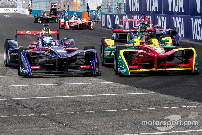 Formula E: Bird duplázott New Yorkban