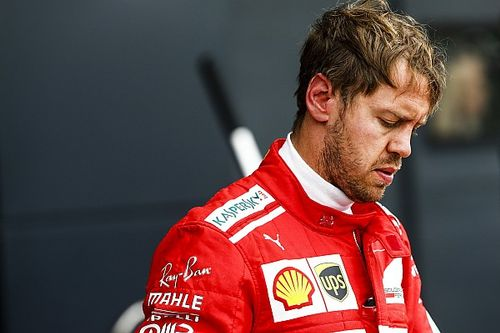 "Vettel says Hamilton ""owned pole position"""