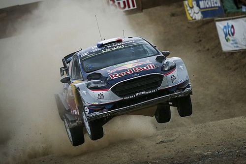 Ogier retains Mexico result after gearbox investigation