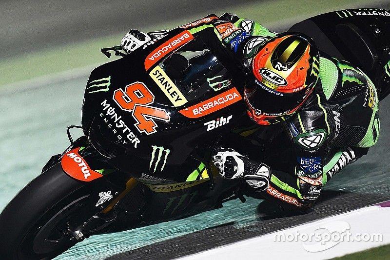 MotoGP-Test Katar 2017 – Tag 2: Vinales vor Rossi und Folger!