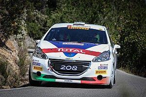 Peugeot Competition 208 Top: i magnifici sette al via del Rallye di Sanremo