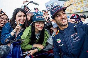 Formel 1 2017 in Shanghai: Das Beste aus den sozialen Medien