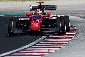 Russell sweeps first day of Hungaroring GP3 test