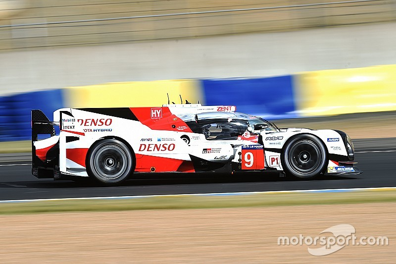 Toyota Gazoo Racing ready for Le Mans