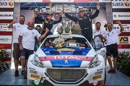 Due Valli: Paolo Andreucci ed Anna Andreussi sono 11 volte Campioni d'Italia! La gara a Rossetti