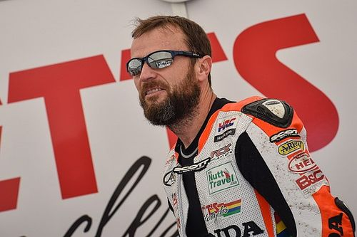 Anstey to make racing return in Classic TT after cancer battle