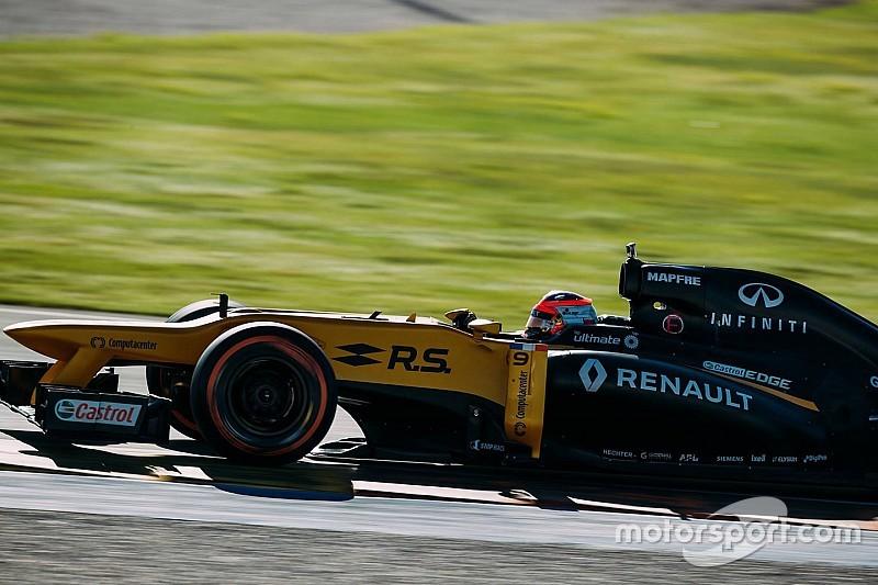 كوبتسا: اختبار الفورمولا واحد أظهر ما خسرته