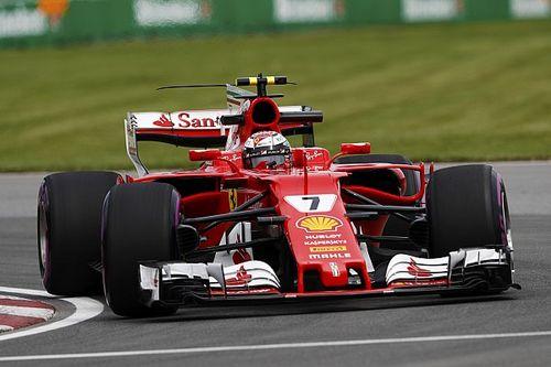 Raikkonen responde e faz melhor tempo do dia; Massa é 6º