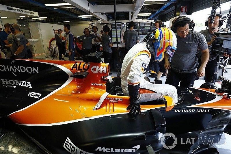 McLaren: Performance, not finances, will determine engine choice