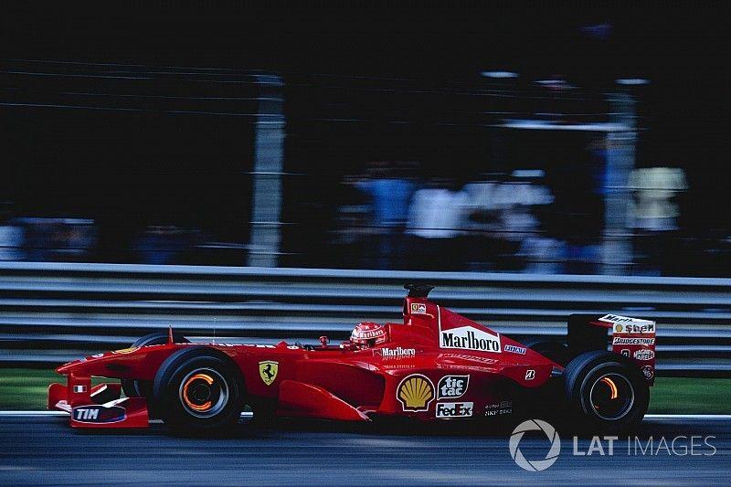 2000'den beri İtalya GP'de kazanan ve podyuma çıkan pilotlar