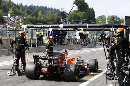 Honda: Alonso's Spa engine ready to be used again