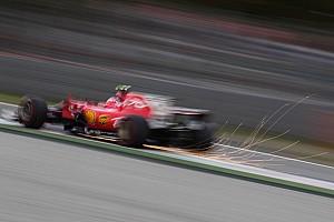 F1 Análisis Los F1 2017 son 30 km/h más rápidos en curva