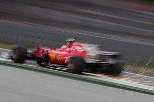 Les F1 2017 vont 30 km/h plus vite dans les virages rapides